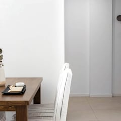 Diseño Integral Obra Mendoza: Livings de estilo minimalista por Bhavana