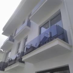 EFSA MİMARLIK MÜHENDİSLİK – ARISOY OFFICES: kolonyal tarz tarz Evler