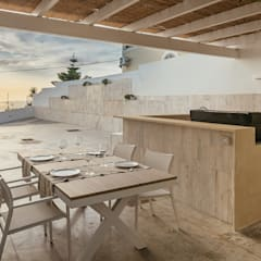 Kitchen units by Antonio Baroni - Homify, Mediterranean