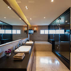 حمام تنفيذ ARCO Arquitectura Contemporánea