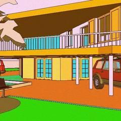 Arq.SusanaCruzが手掛けた一戸建て住宅