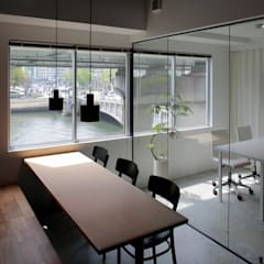SOL [Scribble Osaka Lab] イベント・コワーキングスペース の ニュートラル建築設計事務所 ミニマル