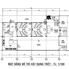 Schools by Công ty thiết kế xây dựng Song Phát