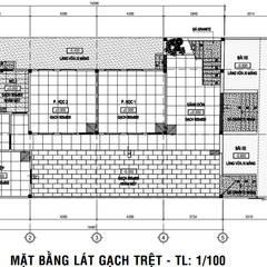 Escuelas de estilo  por Công ty thiết kế xây dựng Song Phát