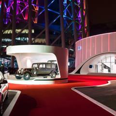 Event venues by FISCHER & PARTNER lichtdesign. planung. realisierung