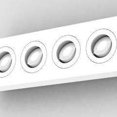 Museos de estilo  por FISCHER & PARTNER lichtdesign. planung. realisierung, Moderno
