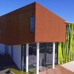 Edificio: Casas de estilo  de Piconto interiorismo y decoracion