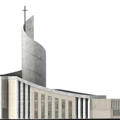 Maximilian Kolbe Kirche:  Veranstaltungsorte von FISCHER & PARTNER lichtdesign. planung. realisierung