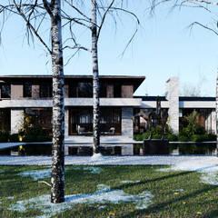 Houses by Архитектурная студия Чадо