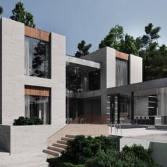 Дом в Республике Крым: Дома в . Автор – Архитектурная студия Чадо
