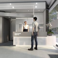 Klinik by Sonraki Mimarlık Mühendislik İnş. San. ve Tic. Ltd. Şti.