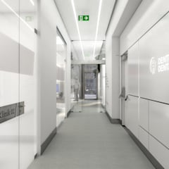 Clinics by Sonraki Mimarlık Mühendislik İnş. San. ve Tic. Ltd. Şti.