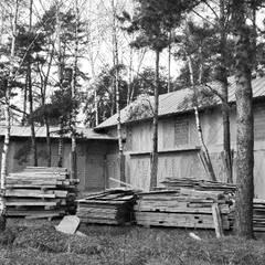 Дом в Подмосковье: Дома в . Автор – Архитектурная студия Чадо