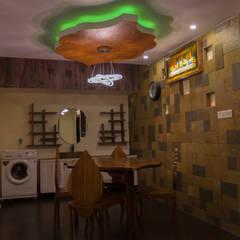 modern Dining room by Kriyartive Interior Design