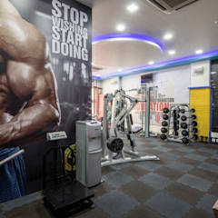 Gym by A Design Studio