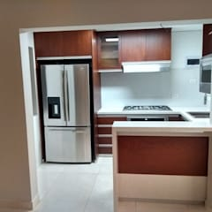 Kitchen units by Design Comercial