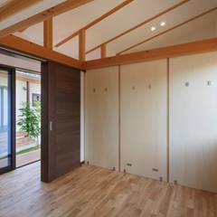 須賀川・今泉のリノベーション: 清建築設計室/SEI ARCHITECTが手掛けた子供部屋です。,北欧