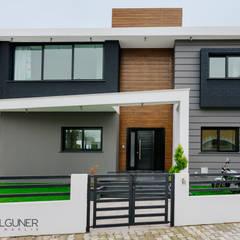 Olguner Mimarlık – Bardak Evi:  tarz Evler