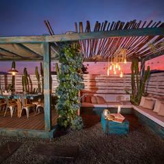 HOKUSAI: Jardines de estilo  de Simbiosi Estudi