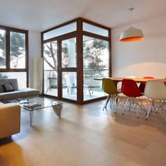 Interiorismo de vivienda en Calviá: Comedores de estilo  de PSarquitectos