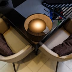 ausgefallene Esszimmer von Oficina Design