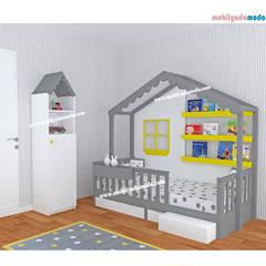 MOBİLYADA MODA  – Özel Tasarım Çocuk Odası:  tarz Erkek çocuk yatak odası