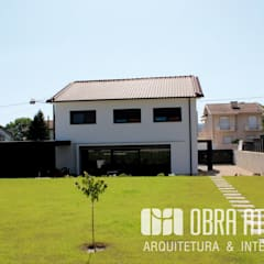 Villa by OBRA ATELIER - Arquitetura & Interiores