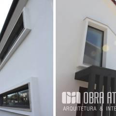 Projekty,  Willa zaprojektowane przez OBRA ATELIER - Arquitetura & Interiores