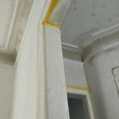 Hohlkehlengesimse und Stuckdecken Rekonstruktionen teils nach alten Befunden :  Flur & Diele von welschwalls.com