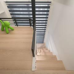 Stairs by 耀昀創意設計有限公司/Alfonso Ideas