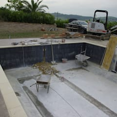 Garden Pool by Ciampini srl,