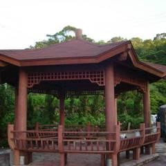 Garden by 茂林樓梯扶手地板工程團隊