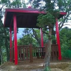 asian Garden by 茂林樓梯扶手工程團隊