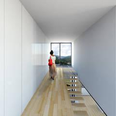 Fase - Projecto: Escadas  por Atelier 72 - Arquitetura, Lda