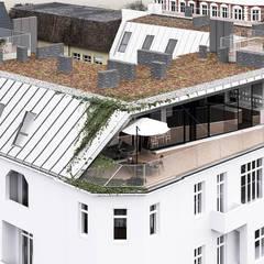 منزل عائلي كبير تنفيذ HAA&D, HAGAR ABIRI/ ARCHITECTURE & DESIGN