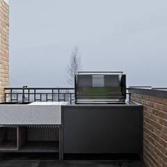 VILNIUS: Tерраса в . Автор – U-Style design studio