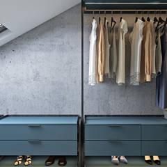 VILNIUS: Гардеробные в . Автор – U-Style design studio