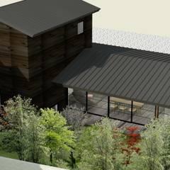 赤膚町の家: NOMA/桑原淳司建築設計事務所が手掛けた家です。