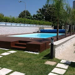 Garden Pool by Blu Design srl