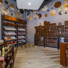 Winkelcentra door DIN Interiorismo