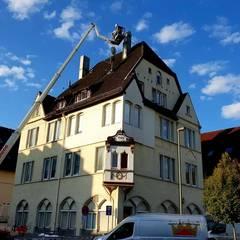 Крыши в . Автор – Dachdeckermeisterbetrieb Dirk Lange
