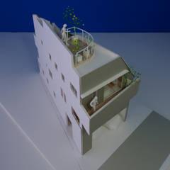 東新小岩の家: アトリエ スピノザが手掛けた家です。