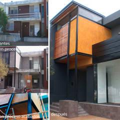 Remodelación: Galerías y espacios comerciales de estilo  por Andorni  arquitectos & diseñadores asociados