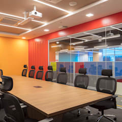 DHL SmartTrucking:  Commercial Spaces by Apex Project Solutions Pvt. Ltd.