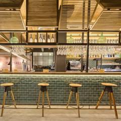 Pepa & Grillo: Restaurants de style  par Mister Wils