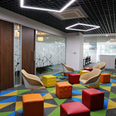 Break out:  Commercial Spaces by Apex Project Solutions Pvt. Ltd.