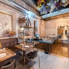 Burro Canaglia: Restaurants de style  par Mister Wils