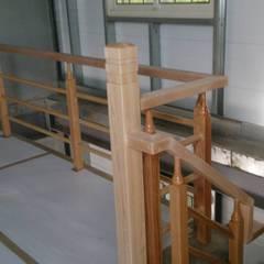 茂林樓梯扶手地板工程團隊:  tarz Merdivenler