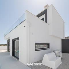 Infante II: Moradias  por Presprop - Portugal Construction