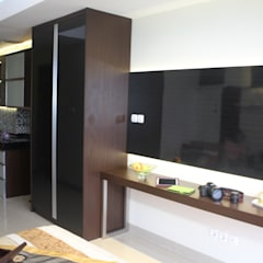 BEVERLY - Apartment Tipe Studio B Ruang Keluarga Modern Oleh POWL Studio Modern